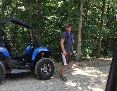 Wolfpen Gap ATV Trails